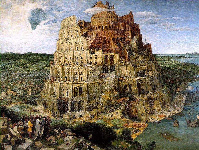 Pieter_Bruegel_Vavilon
